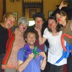 Stage clown en immersion Juin 2013