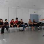 Atelier Clown lors de la journée des Grandes Improvisées 2013